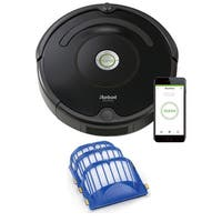 iRobot Roomba 675 Wi-Fi Robotic Vacuum Cleaner with Filter Pack