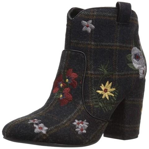 Indigo Rd. Womens Juke Almond Toe Ankle Fashion Boots