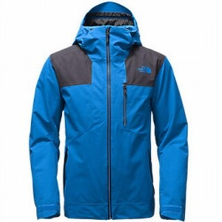 The North Face NEW Blue Mens Size 2XL Waterproof Maching Ski Jacket