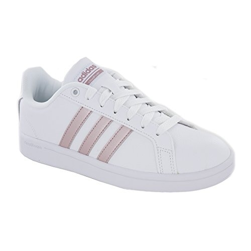 the best attitude 48b00 f94d4 Shop adidas Performance Womens CF Advantage W, WhiteVapour GreyWhite, 10  M US - Free Shipping Today - Overstock - 20984142