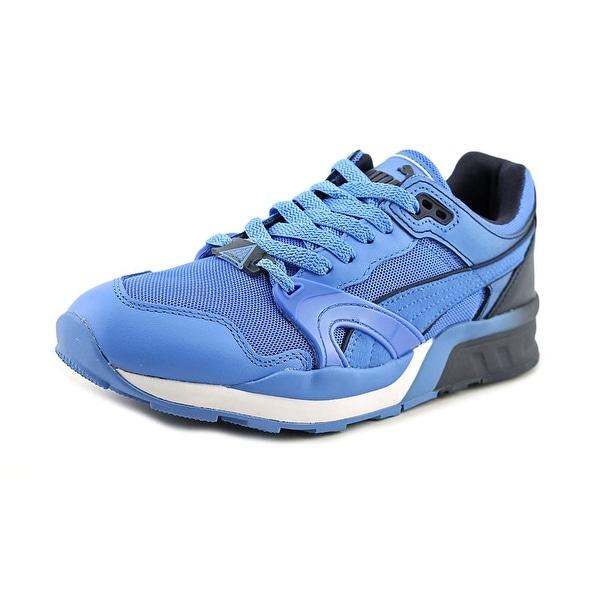 Puma Xt-1 Blur 1 Women  Round Toe Synthetic Blue Tennis Shoe