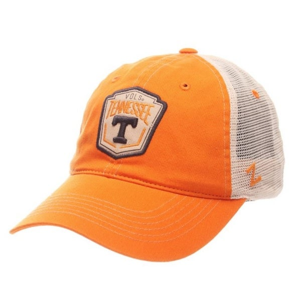 detailed pictures 126a8 d5b37 ... canada zephyr hats tennessee vols knoxville hat cap custom logo ncaa  college mesh back 1f63a 37724