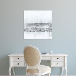 Easy Art Prints June Erica Vess's 'Premonition IV' Premium Canvas Art