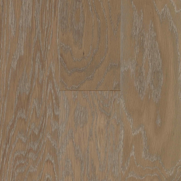 "Mohawk Industries BCE12-OAK Cafe Chic 5"" Wide Wirebrushed Engineered Oak Hardwood Flooring - Sold by Carton (28.25 SF/Carton)"