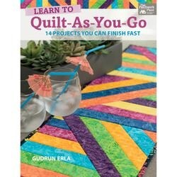 Learn To Quilt-As-You-Go - That Patchwork Place