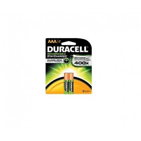 Duracell 66158 Rechargeable Batteries, AAA