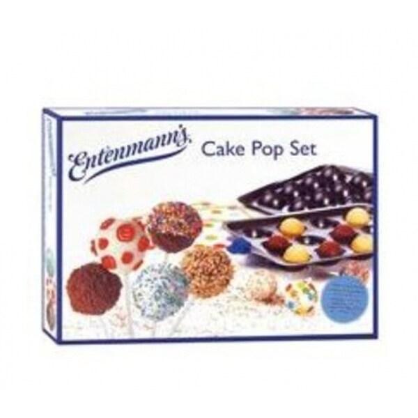 shop entenmanns ent19031 cake pop set 12 count free shipping on orders over 45 overstock. Black Bedroom Furniture Sets. Home Design Ideas