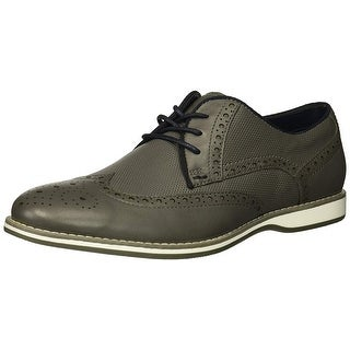Kenneth Cole REACTION Men's Weiser Lace Up Oxford - 7.5