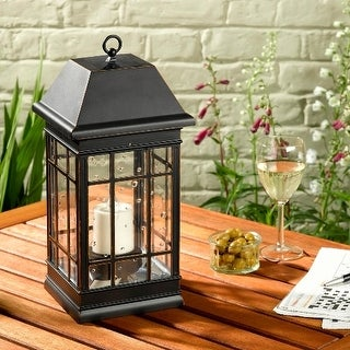 San Rafael II Solar Mission Lantern by Smart Solar