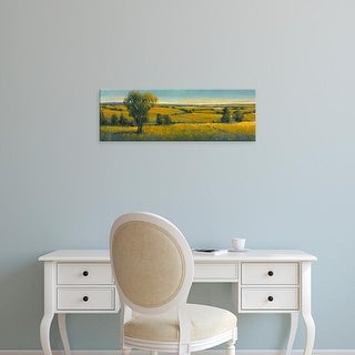 Easy Art Prints Tim OToole's 'Picturesque Scene I' Premium Canvas Art