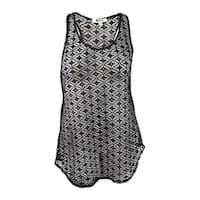 Miken Juniors Crochet Racerback Swimsuit Cover-Up