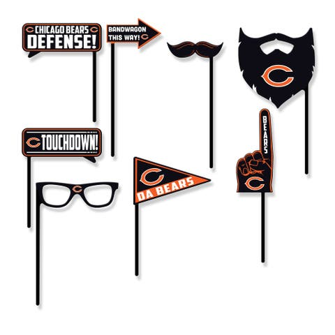 Chicago Bears Selfie Kit, 8-Piece