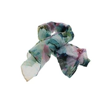 Grayse Womens Silk Square Decorative Scarf - o/s