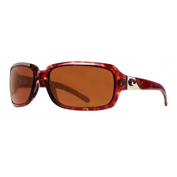 7f52609afc Costa Del Mar Isabela IB10OCGLP Tortoise Brown 580G Copper Polarized  Sunglasses - tortoise brown - 63mm
