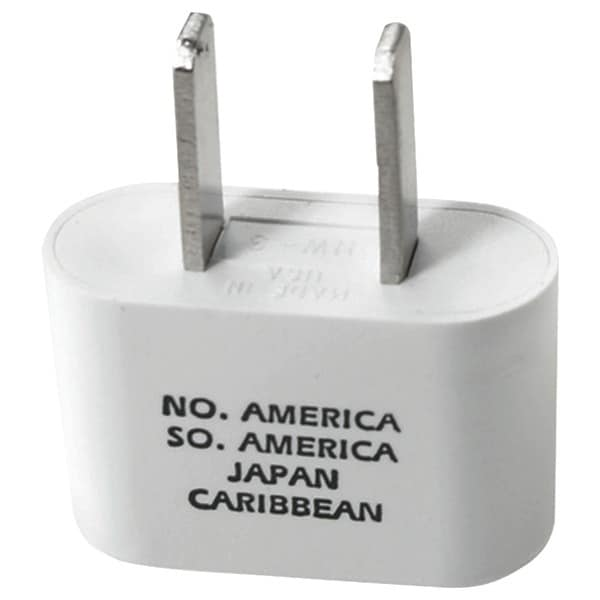 Conair Nw3C Adapter Plug For North & South America, Caribbean & Japan