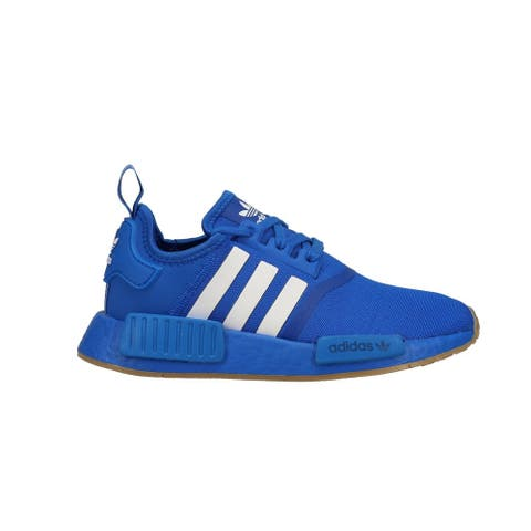 adidas Nmd_R1 Lace Up Kids Boys Sneakers Shoes Casual - Blue
