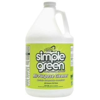 Simple Green 3010100614010 All-Purpose Cleaner, Lemon Scent, 1 Gallon Liquid