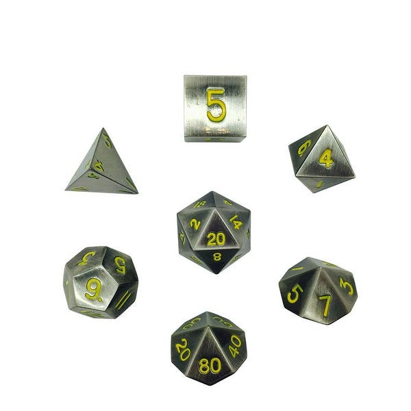 Shop Norse Foundry 7pc Rpg Metal Dice Set Blacksmiths Anvil Overstock 30967307 About norse foundry® since 2011 norse foundry® has sought to enhance your gaming experience and provide quality accessories in hopes of invoking imaginative and memorable moments around your table. overstock com