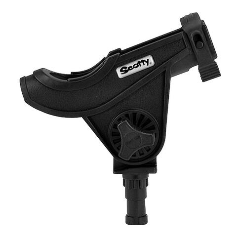Scotty 40811M SCOTTY BAITCASTER/SPINNING ROD HOLDER WITHOUT MOUNT - Multicolor