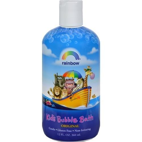 Rainbow Research - Organic Herbal Bubble Bath For Kids - Original Scent ( 3 - 12 FZ)