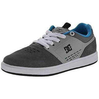 DC Boys Suede Skate Shoes