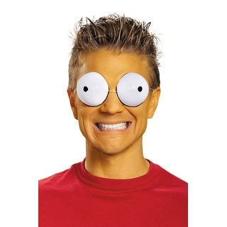 Disguise Simpson Family Eye Goggles - Yellow