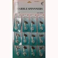 FJ Neil Marble Spinners 1/8oz White