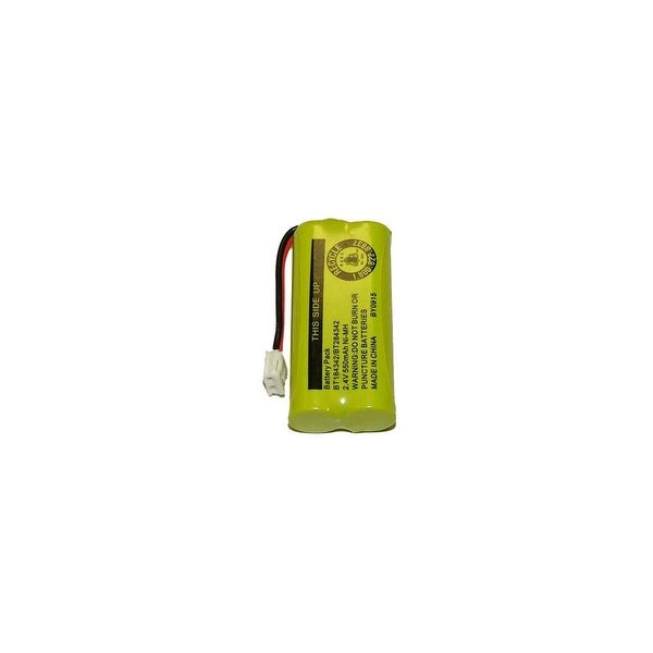 Replacement For VTech BT284342 Cordless Phone Battery (750mAh, 2.4V, NiMH)