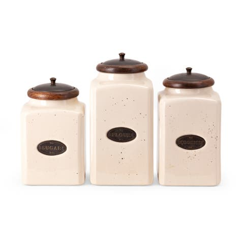Trinity Quality Kitchen Canister - Set of 3