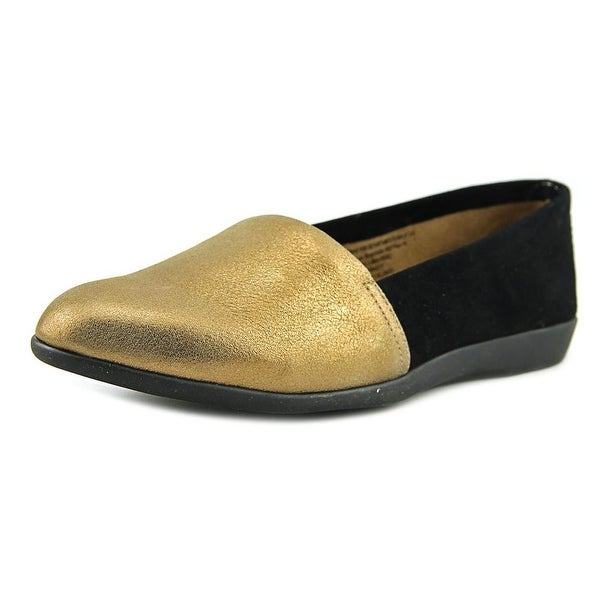 Aerosoles Trend Setter Women US 8 Bronze Loafer