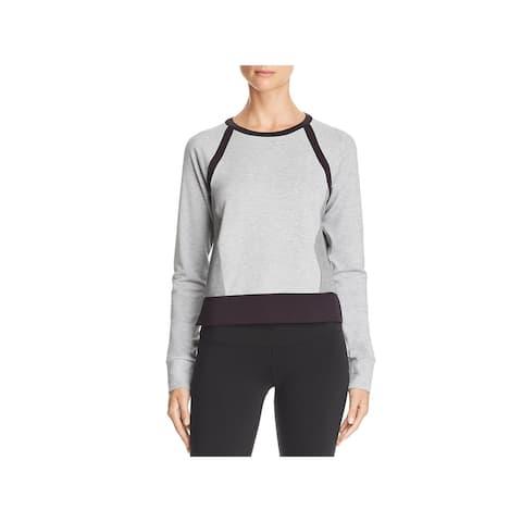 Gaiam Womens Sweatshirt Fitness Active