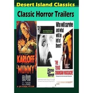 Classic Horror Trailers DVD Movie 2011