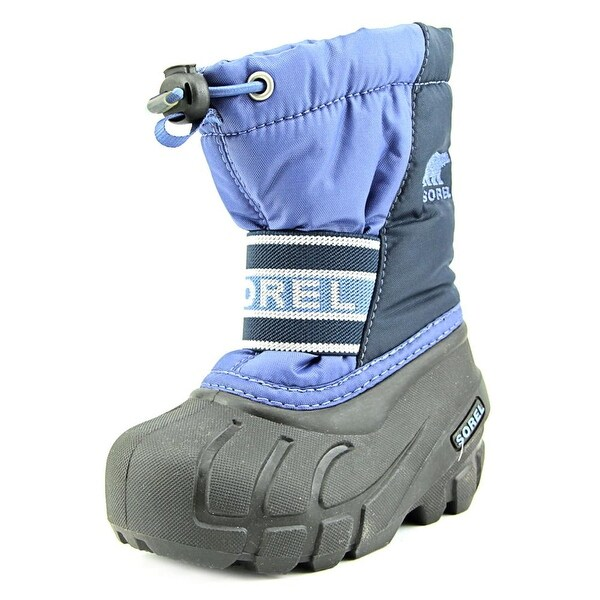 Sorel Cub Toddler Round Toe Synthetic Blue Snow Boot