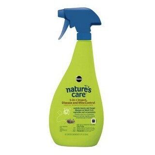 Miracle-Gro 0776110-05 Nature's Care 3-in-1 Insect, Disease and Mite Control