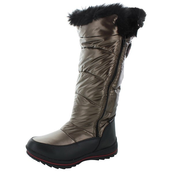 Cougar Bistro Womens Waterproof Nylon Winter Snow Boots