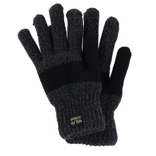 Polar Extreme Women's Insulated Marl Knit Gloves