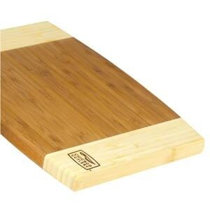 Chicago Cutlery 1074564 Chicago Cutlery Woodworks 12 X 8 Bamboo Board