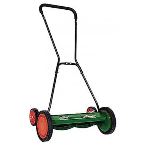 """ScottsA 2000-20S Classic Push Reel Mower, 20"""""""