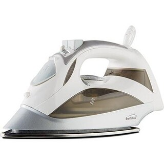 Brentwood - Mpi-90W - Power Steam Iron Stainless Wht