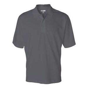 Augusta Sportswear Wicking Mesh Sport Shirt - Graphite - L
