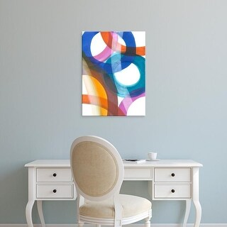 Easy Art Prints Jodi Fuchs's 'Over Pass II' Premium Canvas Art