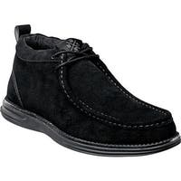 Stacy Adams Men's Astro 53404 Black Suede
