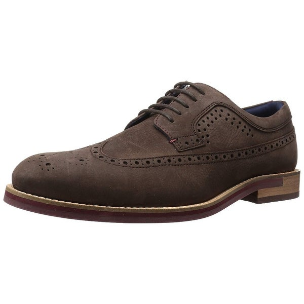 Ted Baker Men's Fanngo Uniform Dress Shoe, Brown, Size 13.0 - 13
