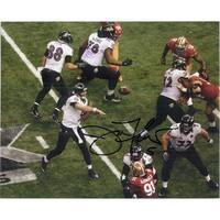 Signed Flacco Joe Baltimore Ravens 8x10 Photo autographed