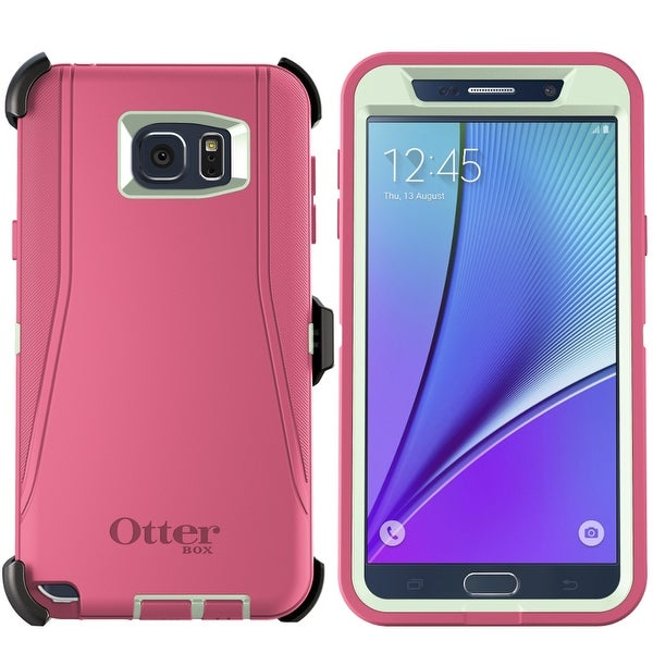 OtterBox Defender Series Case for Samsung Galaxy Note 5 - Melon