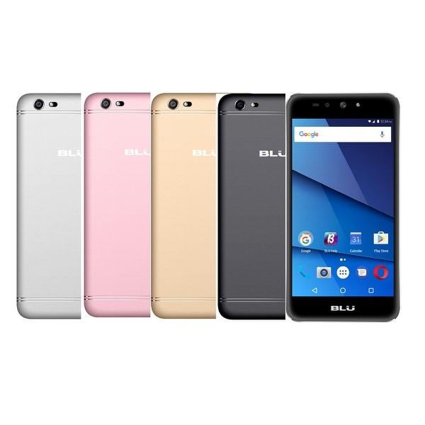 BLU Grand XL LTE G0030WW Unlocked GSM 4G LTE Dual-SIM Phone