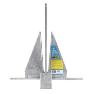 """Seachoice 41720 Deluxe Anchor Fluke Style, 22-1/2""""x11-3/4""""x18"""""""