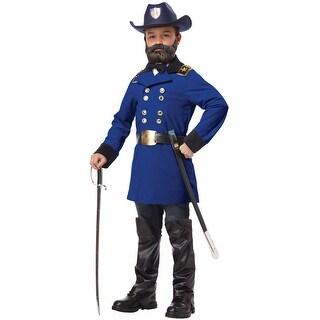 California Costumes Union General Ulysses S. Grant Child Costume - Blue