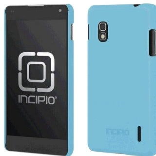 Incipio Technologies Feather Case for LG Optimus Sprint G LS970 (Neon Blue) - LG