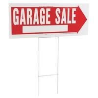 Hy-Ko 10X24 Garage Sale Sign